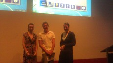 Symposium 2012 Second Prize: Nevena Todorova - HIV1-TAT peptide modified nanoparticles: when less is more!