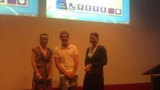 Symposium 2012 Second Prize: Nevena Todorova - HIV1-TAT peptide modified nanoparticles: when less is more!