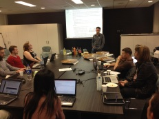 Geoff McIntyre generously sharing advice on editing wikipedia.